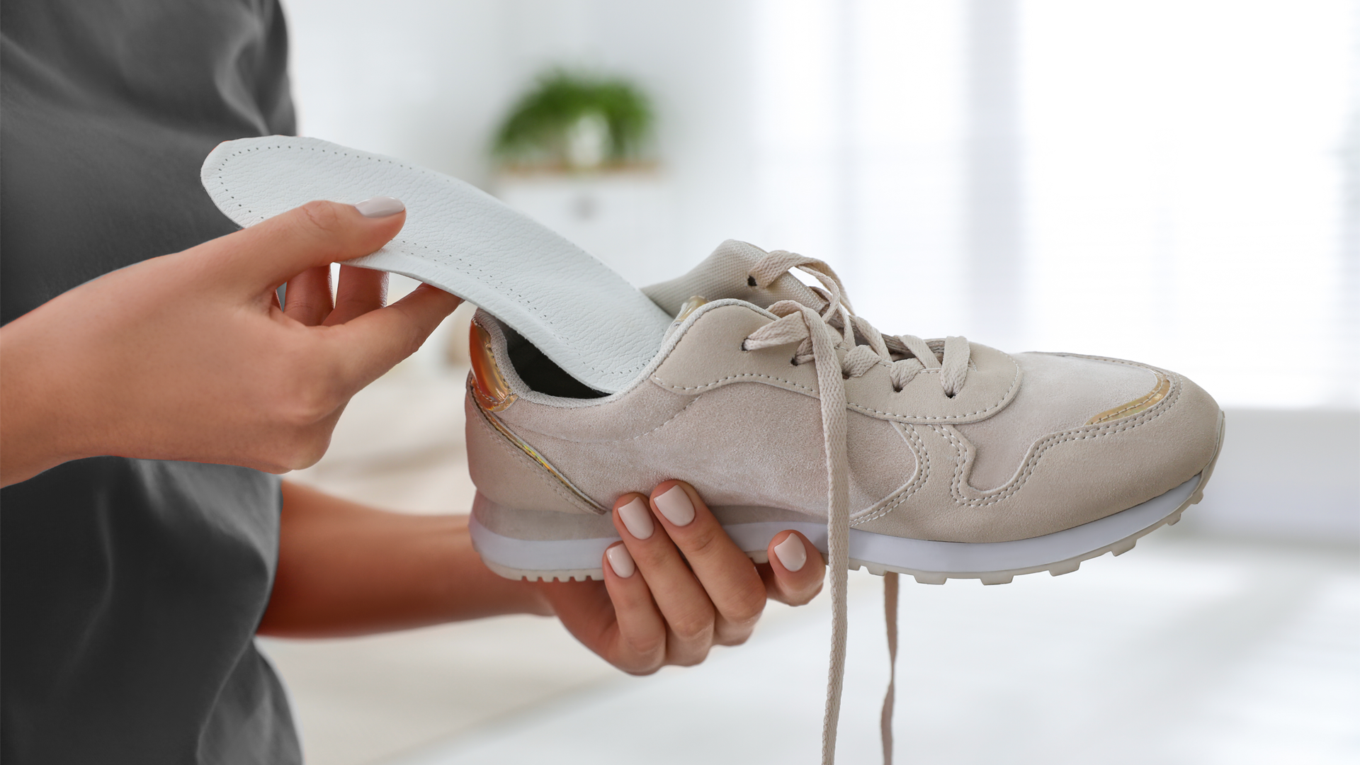 Orthotic Insole Fitting Service Provided at The Healthcare Hub