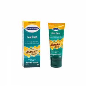 Dermatonics heel balm for rough, dry and cracked heels and feet