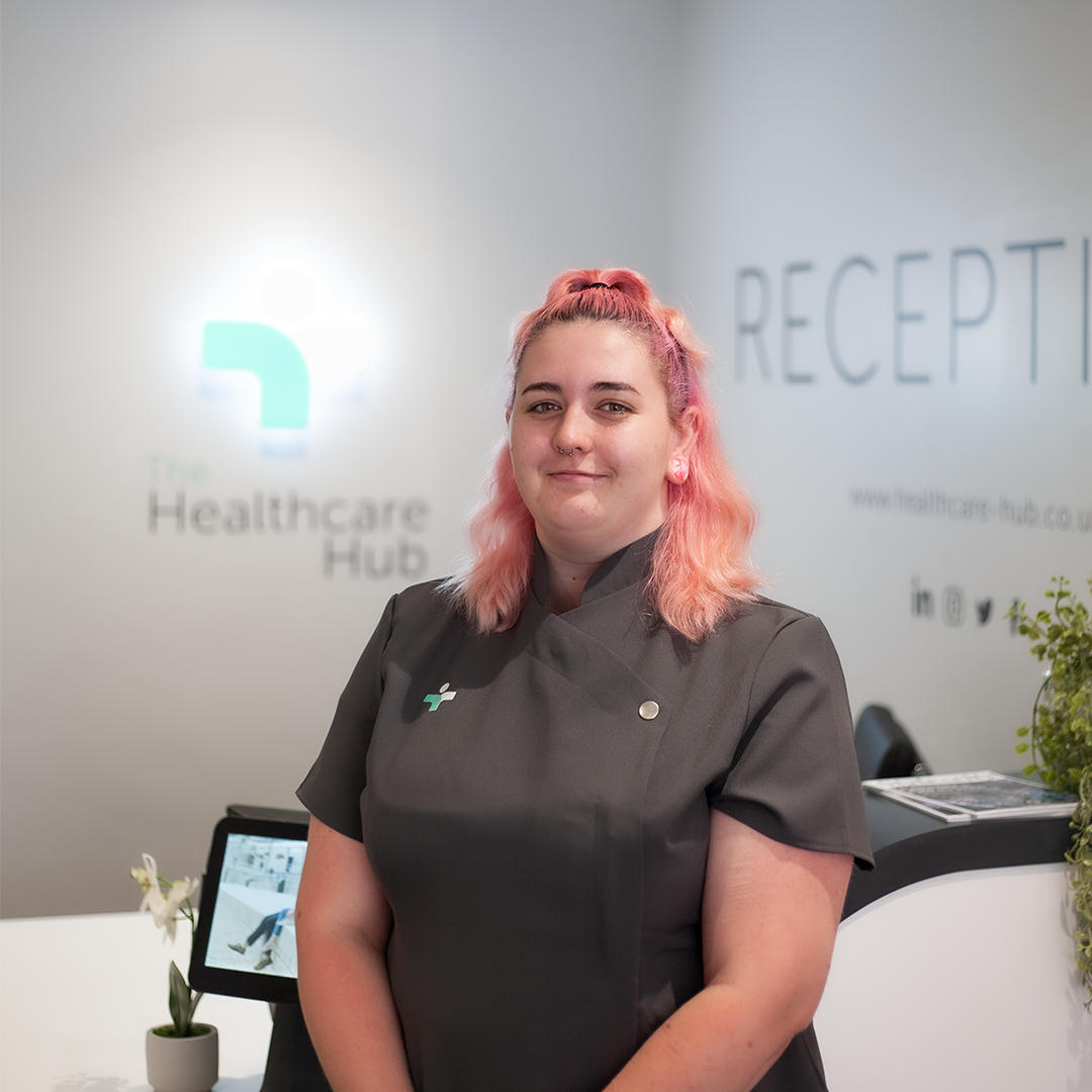 Photo of Amy a Healthcare Assistant at The Healthcare Hub
