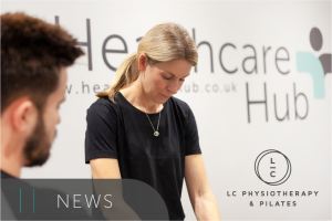 LC Physio Now Available at The Healthcare Hub